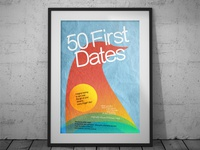 Gradient-Heavy Movie Posters   Typographical Project
