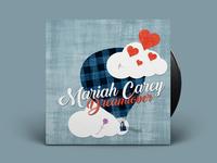 Mariah Carey 'Dreamlover' | Vinyl Packaging Design