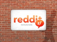 Reddit 'Community Centre' Logo | Typography Project