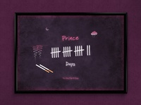 Prince '17 Days' | Illustration Project