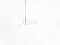 Flask | Typographical Project