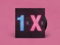 One Kiss - Calvin Harris & Dua Lipa   Vinyl Sleeve