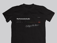 MythomaniaAudio | Typographical Project