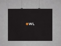 Owl | Typographical Poster