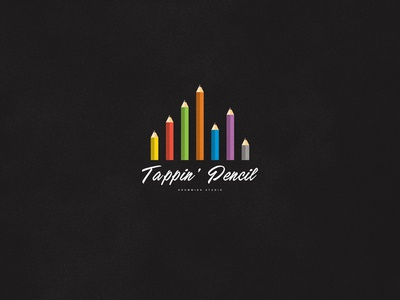 Tappin' Pencil | Logo Design
