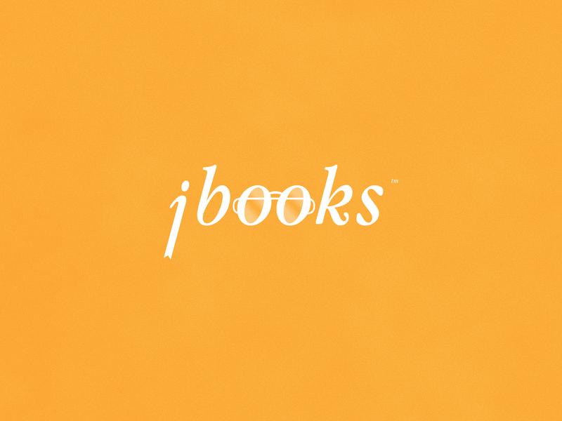 iBooks | Logotype Design identity ios apple books reading application minimal graphics simple typography