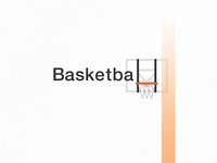Basketball | Typographical Project