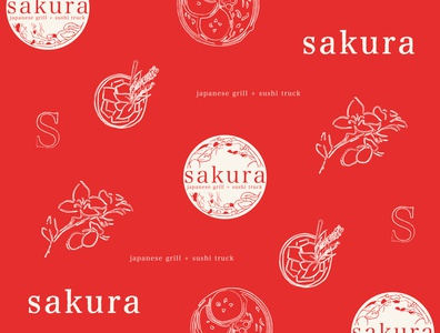 Sakura Brand Elements