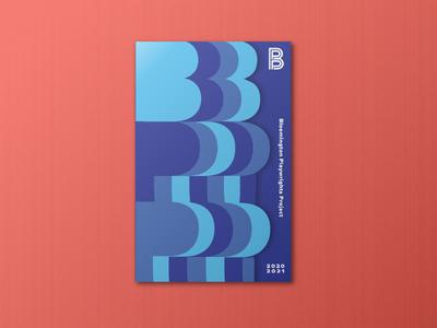 Season Brochure Cover cover artwork theater cover design cover print design print