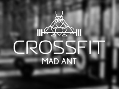 Mad Ant Crossfit Logo
