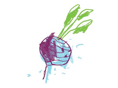 Beets that are funky. vegetable beet urban farming garden gardening