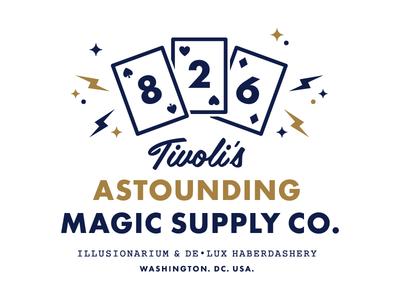 New Storefront Logo for 826DC