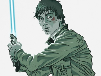 Luke blue