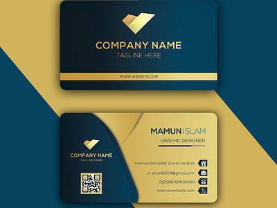 Business card design business card design vector illustration business logo design branding