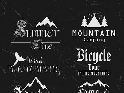 Calligraphic Design art business card animation illustrator vector illustration business logo design branding