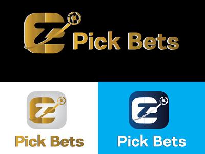 EZ Sport Logo Design 3d branding logo motion graphics graphic design animation