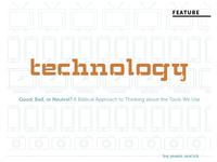 Technology Article Design
