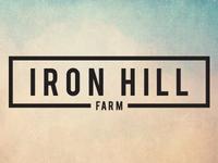 Logo for Iron Hill Farm