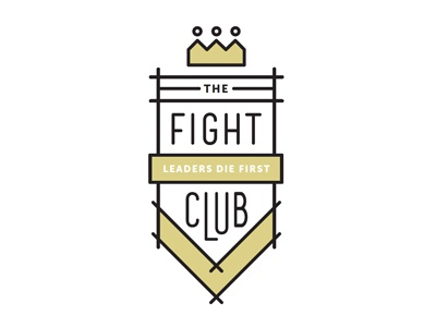 Logo Option for Local Ministry crown modern crest club fight ministry