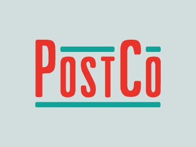 Logo for Post College Class sunday school church sunday mornings class grad post college