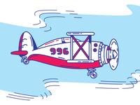Airplane 996