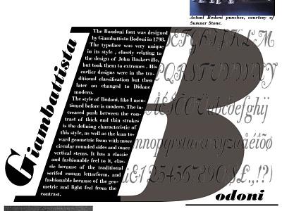 Bodoni poster jpg poster design typeface graphic design illustration illustration art indesign artwork typography