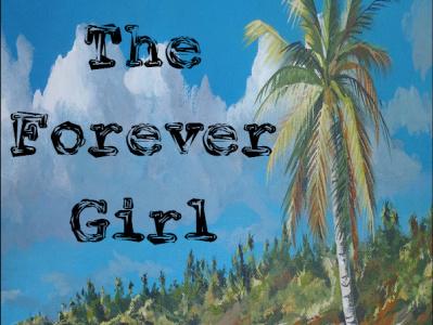 my design for the forever girl art photoshop indesign ilustration design brief design artwork illustration art graphic design redesign cover book typeface typography