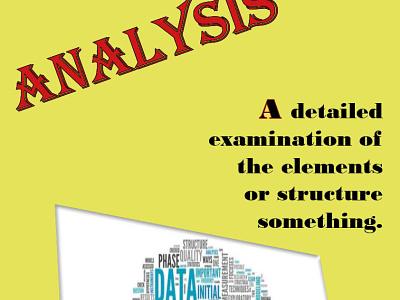 Analysis modefy 1 illustration brief ilustration design typeface creative design illustration art indesign typography artwork graphic design