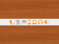 Coming along… More Shelfworthy icons
