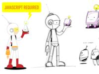A Robot Speaks