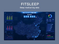 Sleep medical big data
