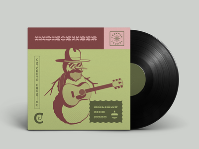INDIEcember 2020 Holiday Mix snowman music art music illustration holiday december dribbble cover cover design cover art vinyl sleeve vinyl record vinyl cover vinyl mixtapecover album art mixtape cover mixtape albumart graphic design