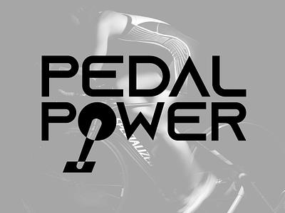 Pedal Power Cycle Gym Brand Identity minimal bike gym logo logos logo exercise gym bicycle cycle gym cycle identity designer identity branding identity design identity branding and identity branding concept brand identity brand design branding brand