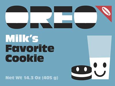 Oreo Redesign dribbbleweeklywarmup packaging package cookies cookie oreos oreo rebrand redesign dribbble brand identity design identity design logo brand identity