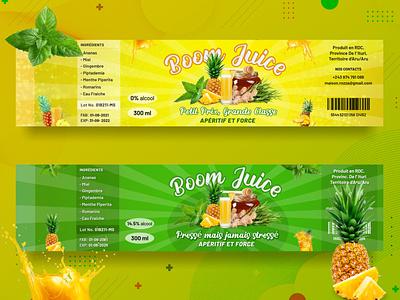 Product Label Design fleedtech flyers branding products product mockup product design product label design