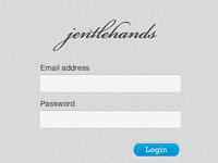 Simple client admin login