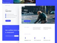 FutuPilot - Landing page