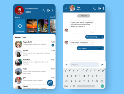 Chat App sketch figma chat app chatbot chatting icon illustration uiux uixu ux ui