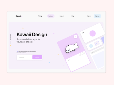 Kawaii Design