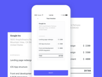 Invoicing for iOS