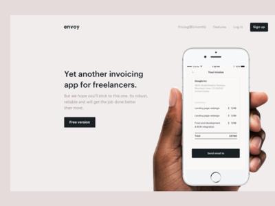Invoicing mobile ios react native invoice