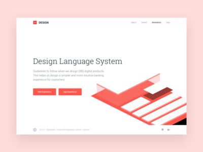 Design Language System
