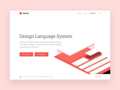 Design Language System overview welcome web mobile perspective design system dls