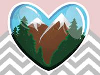 Twin Peaks  official Amediateka VK stickers on Behance