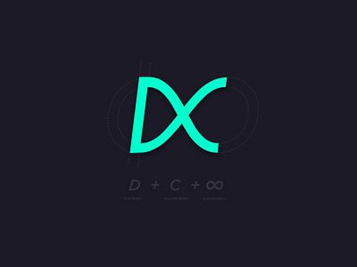 DC + Infinity + <hidden> logo infinity dc