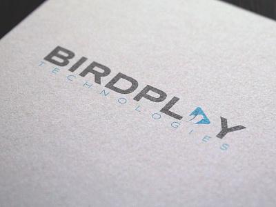 BirdPlay Logo illustration logotype logo maker logo inspirations logodesign logo branding inspiration design inspiration graphic design design