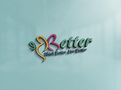 BeBetter - Logo design visual identity vector adobe illustrator adobe photoshop illustrator photoshop octavian stroilescu logovision logotype logodesign graphicdesigner designer logodesigner branding graphicdesign logo design design