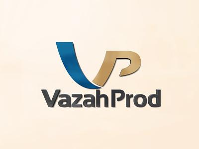 VazahProd - Logo design visual identity vector adobe illustrator adobe photoshop illustrator photoshop octavian stroilescu logovision logotype logodesign graphicdesigner designer logodesigner branding graphicdesign logo design design