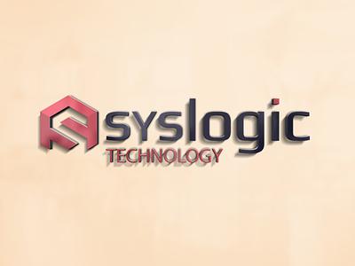Syslogic Technology - Logo design visual identity vector adobe illustrator adobe photoshop illustrator photoshop octavian stroilescu logovision logotype logodesign graphicdesigner designer logodesigner branding graphicdesign logo design design