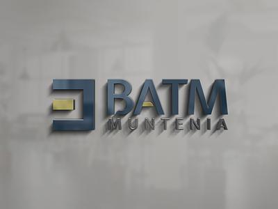 BATM - visual identity visual identity vector adobe illustrator adobe photoshop illustrator photoshop octavian stroilescu logovision logotype logodesign graphicdesigner designer logodesigner branding graphicdesign logo design design